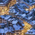 <div class='category'>Culture & Cuisine</div>Streets of Bern, Switzerland